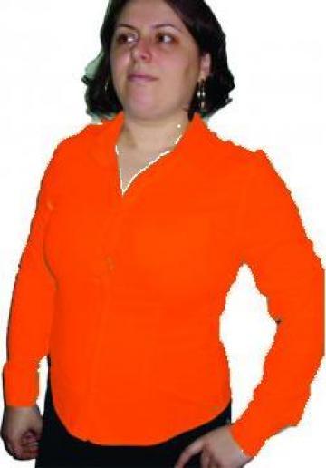 Camasa dama portocalie de la Johnny Srl.