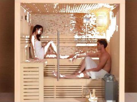 Sauna traditionala Lemi