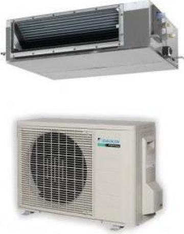 Unitate climatizare de tubulatura Daikin Inverter FBQ60D.WR de la Tin Lavir Serv Srl.