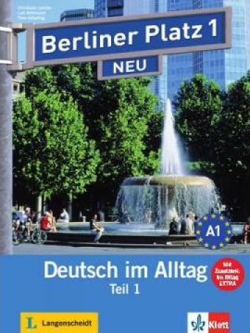Curs intensiv limba germana Berliner Platz (A1.2) de la Alemanico