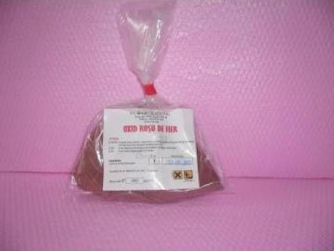 Oxid rosu de fier 200 grame de la Banita Co Srl