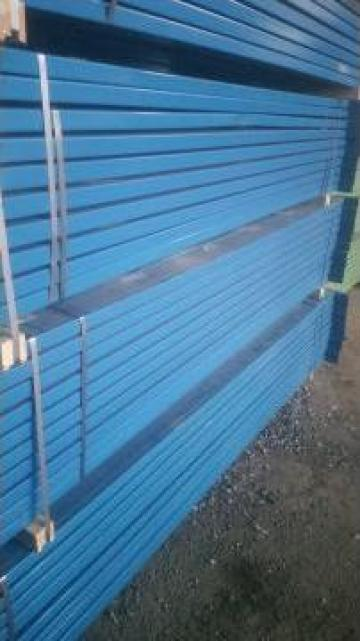 Rafturi portpalet utilizate in depozite
