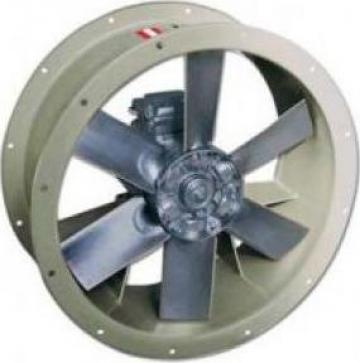 Ventilator axial pentru desfumare