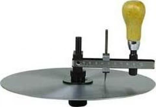 Dispozitiv pentru decupat garnituri si inele 7395-019 de la Nascom Invest