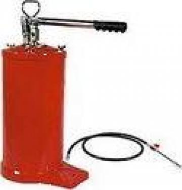 Pompa gresare manuala K150 de la Nascom Invest