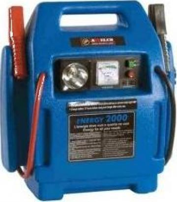 Robot pornire Energy 2000 de la Nascom Invest