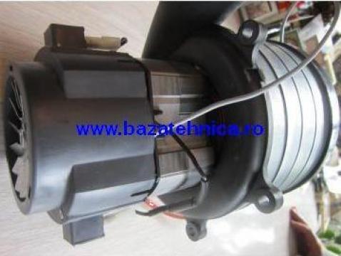 Bobinare motor electric cu turbina, echilibrare de la Baza Tehnica Alfa Srl