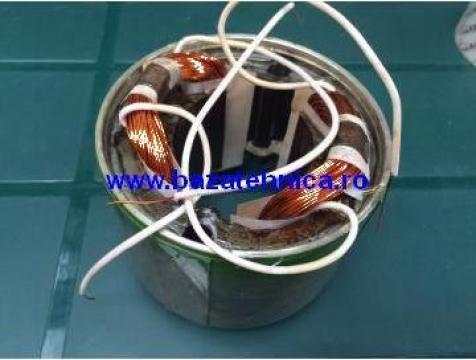Rebobinare stator motor electric de la Baza Tehnica Alfa Srl