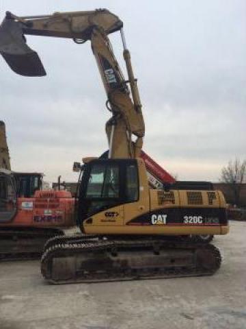 Excavator Caterpillar 320C de la PerryProcess EquipmentLtd
