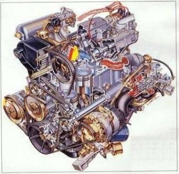 Piese motoare utilaje agricole Isuzu, Perkins, Deutz de la Instalatii Si Echipamente Srl
