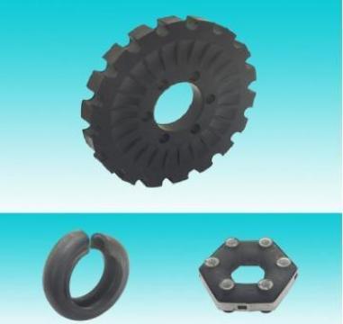 Cuplaje elastice pentru compresoare de aer si motoare de la Ardor Vehicule Industriale Srl.