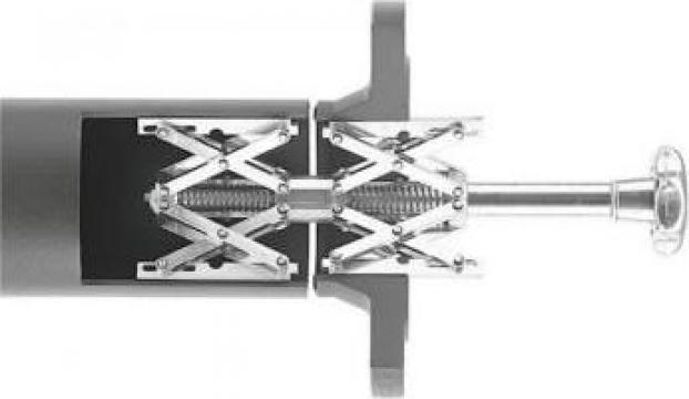 Dispozitiv interior de centrare tevi, flanse 54-530mm de la Parcon Freiwald Srl
