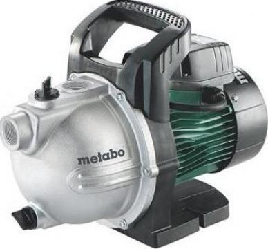 Pompa de gradina P 4000G Metabo de la Nascom Invest