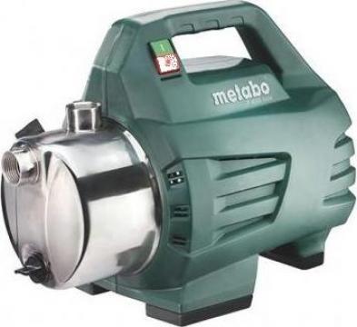 Pompa de gradina P 4500 Inox de la Nascom Invest