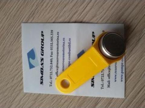 Cheie utilizator pentru pompe digitale Piusi