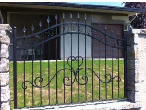 Gard fier forjat PA0041 de la Vietta Srl