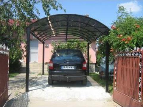 Garaj din fier forjat de la Vietta Srl