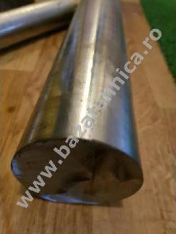 Bara inox AISI 321 fi 75 x 500 mm, 18.2 kg de la Baza Tehnica Alfa Srl