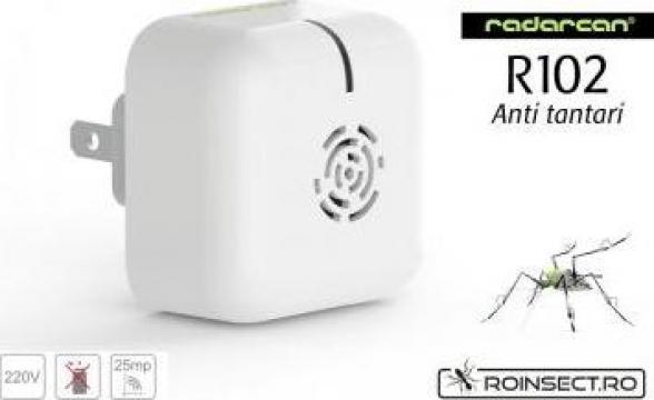 Aparat cu ultrasunete anti tantari Radarcan R102 de la Agan Trust Srl