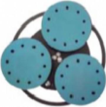 Accesoriu placa disc triplu + Velcro 180 mm de la Alveco Montaj Srl