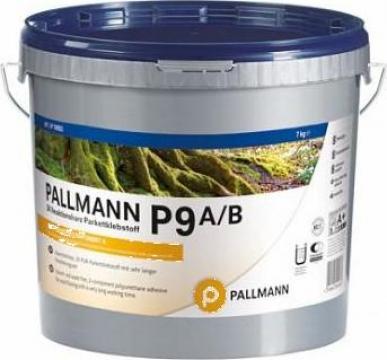 Adeziv pentru parchet Pallmann P9 de la Alveco Montaj Srl