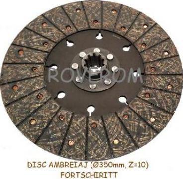 Disc ambreiaj Fortschiritt 300, 303D, 305, 320A, 325 (350mm)