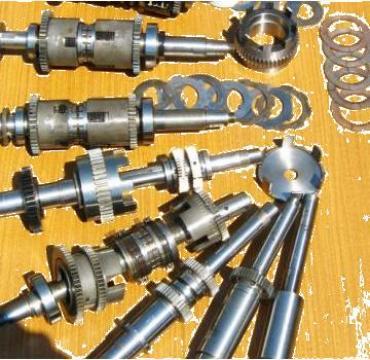 Reparatii ambreiaje mecanice strunguri de la Electrofrane