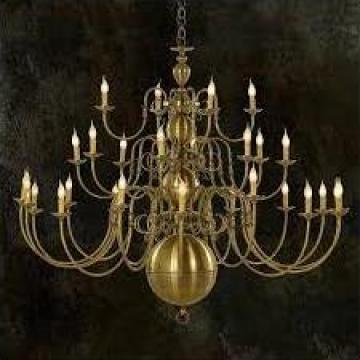 Teava alama pentru candelabre si corpuri de iluminat de la MRG Stainless Group Srl