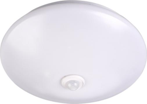 Aplica LED FI270/12W/220V/6400K Senzor de la Valter Srl