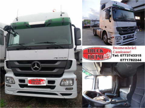 Camion Mercedes Benz Actros 18.41 de la Truckdepo Srl
