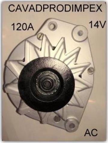Alternator Bosch 120A, 12v, aer conditionat