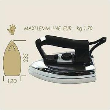 Fier de calcat industrial Maxi Lemm H4E de la Sercotex International Srl
