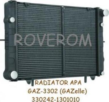 Radiator apa Gaz-3302 (GAZelle), Gaz-2217, 2705