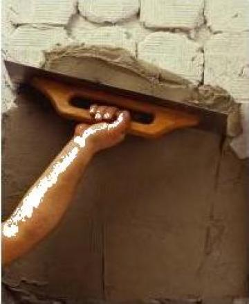 Mortare pentru protectia betonului si a zidariei de la Professional Woaterprooting