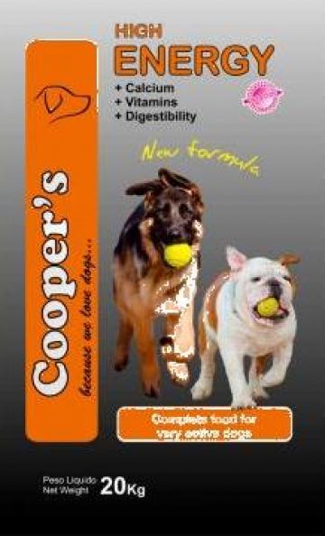 Hrana uscata pentru animale de companie Coopers de la Asistencia Especializada Vet