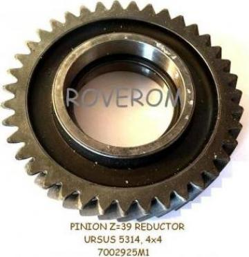 Pinion Z=39, reductor Ursus 4512, 4514, 5314, 4x4 de la Roverom Srl