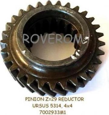Pinion Z=29, reductor Ursus 4512, 4514, 5314, 4x4
