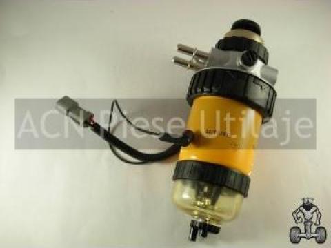 Baterie filtru si pompa amorsare buldoexcavator JCB 3CX