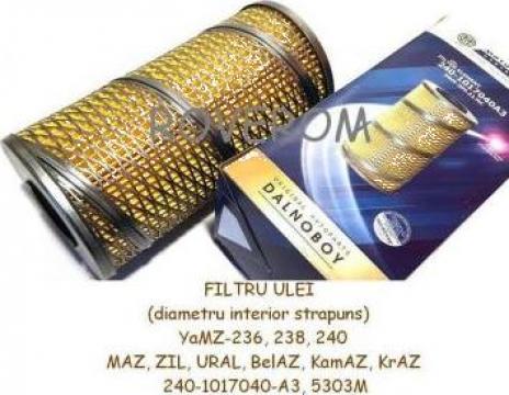 Filtru ulei YaMZ-236, 238, 240, MAZ, ZIL, Ural