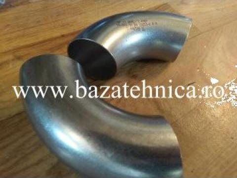 Coturi inox 50x1.5 mm de la Baza Tehnica Alfa Srl
