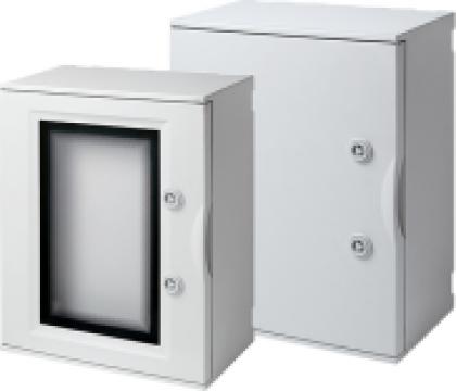 Cutii electrice de distributie din poliester IP65 de la S.c. Elf Trans Serv S.r.l. - Www.elftransserv.ro