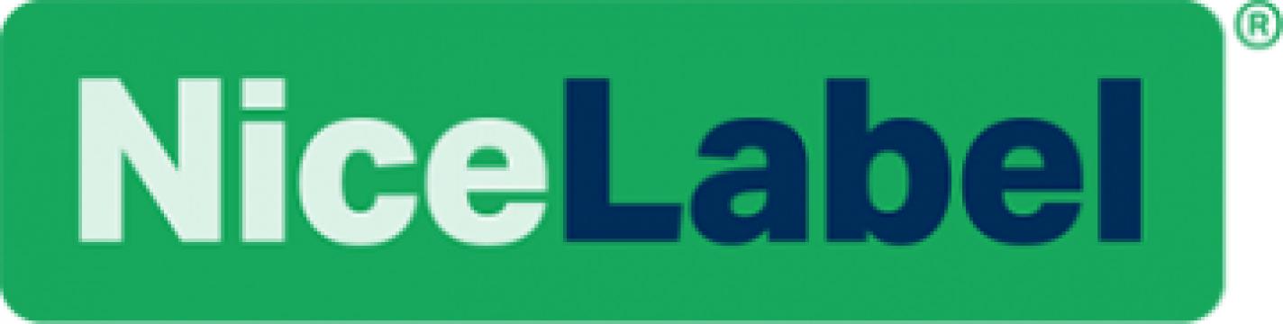 Software design si imprimare NIceLabel de la Labelmark Solution