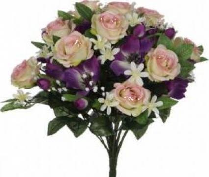 Flori artificiale in buchet de la Nextprofil - Qdecor.ro