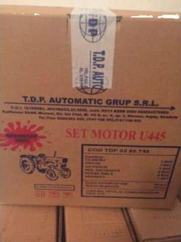 Set motor tractor U650 de la TDP Automatic Grup