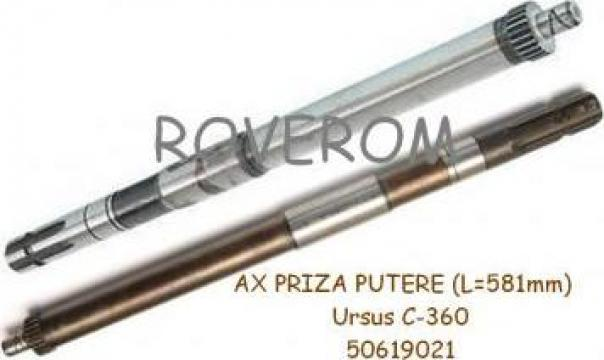 Ax priza putere Ursus C-360 (L=581mm)