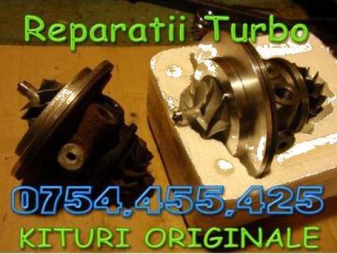 Reparatie Turbina 1.7 CDTI Opel Corsa Astra Meriva Combo de la Reparatii Turbosuflante