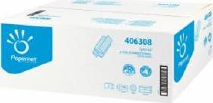 Prosoape pliate V Super de la Adimex Cleaning Srl