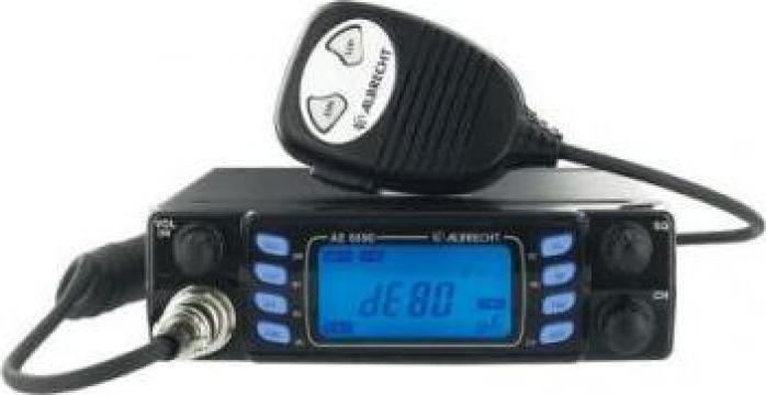 Statie radio CB Albrecht AE 6690 de la Electro Supermax Srl
