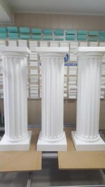 Coloane decorative din polistiren de la Sc Deco 3D Robo Srl