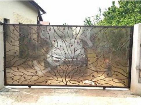 Gard din fier forjat Natural de la Loby Design